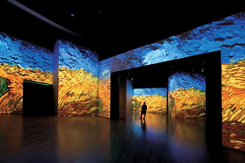 Van Gogh Alive – Singapur-©-Grande-Exhibitions