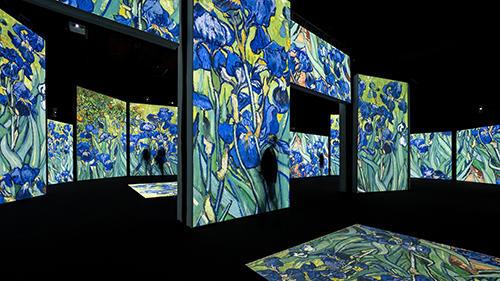 Van Gogh Alive – Zurich 2 © Grande Experiences