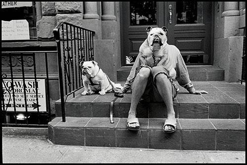 © Elliott Erwitt_MAGNUM Photos USA_New York City. 2000