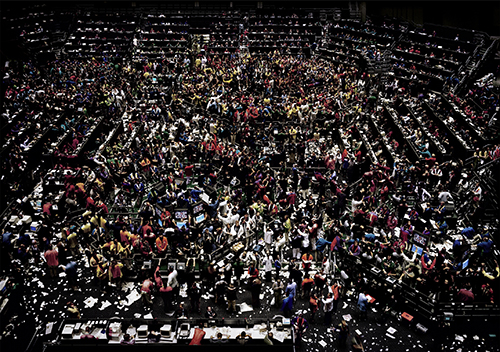 Andreas Gursky_Chicago Board of Trade III