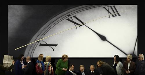 Andreas Gursky_Politik II