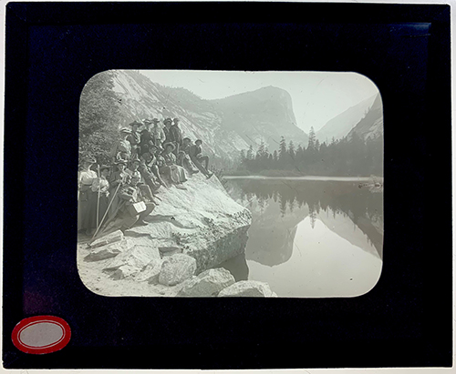 Deutsche Börse California Camera Club at Mirror Lake, no date
