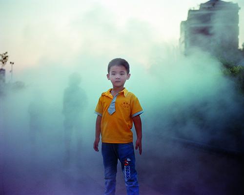 FP About us Shi Yangkun_Boy in Yellow Shirt, 2016