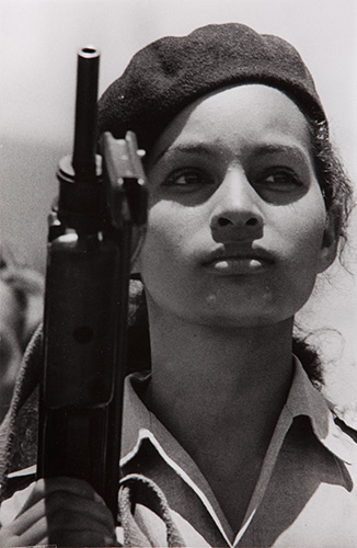 Horbach Alberto Korda_Guerillera, Joven Miliciana_1962