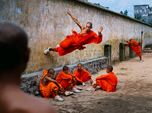 Leica CHINA_The Eyes of Humanity © Steve McCurry