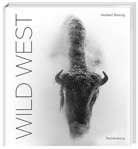 Norbert Wild West 3-D Cover