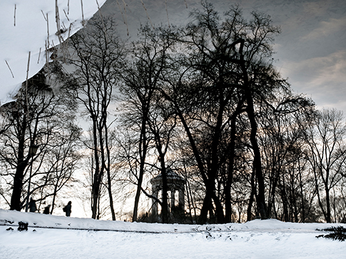 Monopertos im SchneeV_(c)NISCHKE