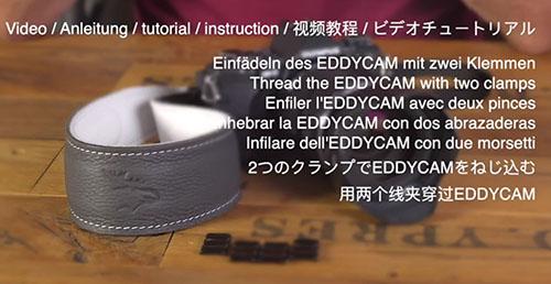 Eddy Videoanleitung