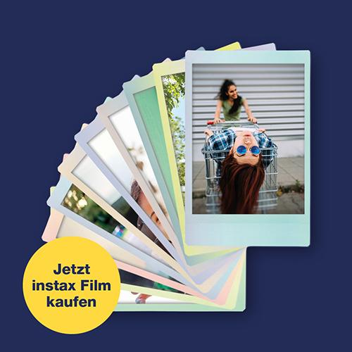 FUJIFILM instax Sommerkampagne Sofortbildfilme