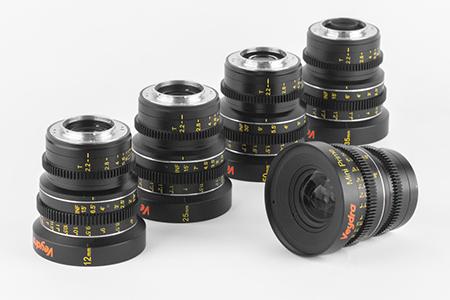 Elegant Die Speziell Für Den Einsatz An 4K Kameras Mit MFT Und Sony E Mount  Entwickelten Optiken Sind Sehr Kompakt Konstruiert Und Verwenden Einen  Robusten Tubus ...