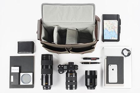 Analogkameras Verantwortlich Leica Metal Sucher 28mm Top Mit Lederbehälter