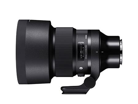 105 Produktabbildung_105mm_F14_DG_HSM_Art_L-Mount