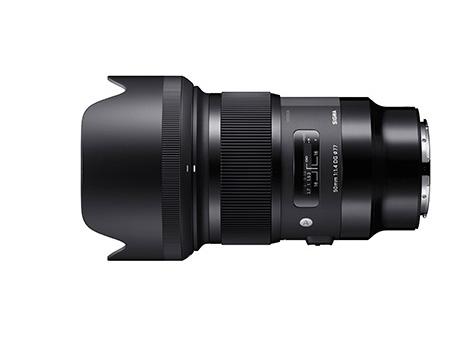 50 Produktabbildung_50mm_F14_DG_HSM_Art_L-Mount