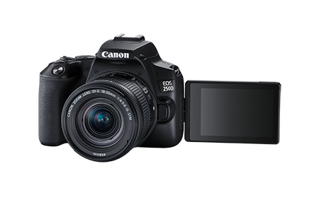 C 18_Canon EOS 250D_BK_Slant_EF-S18-55ISSTM Kopie