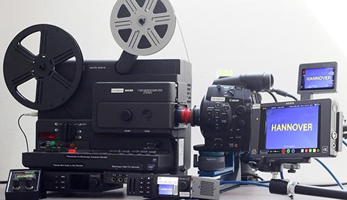 HD-Digitalisierung