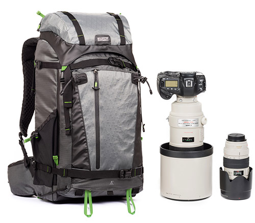 MindShift Gear BackLight Elite 45L Storm Grey 01