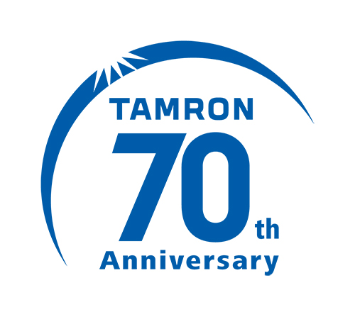 Tamron 70th_Logo_blau Kopie